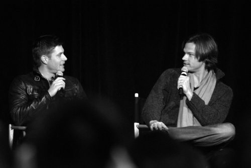 Jensen at San Francisco Con - 2011