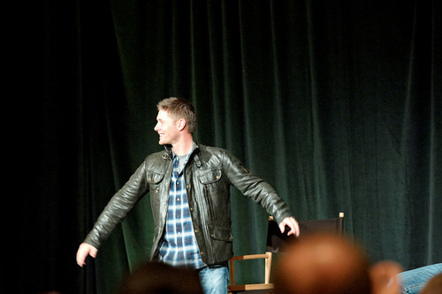 Jensen at San Francisco Con