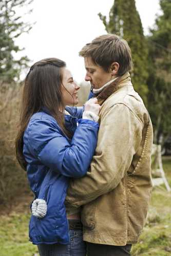 Jeremy Renner & Evangeline Lilly in The Hurt Locker - jeremy-renner Photo