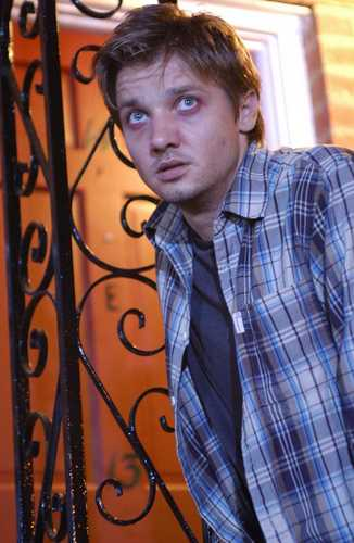 Jeremy Renner in Twelve and Holding