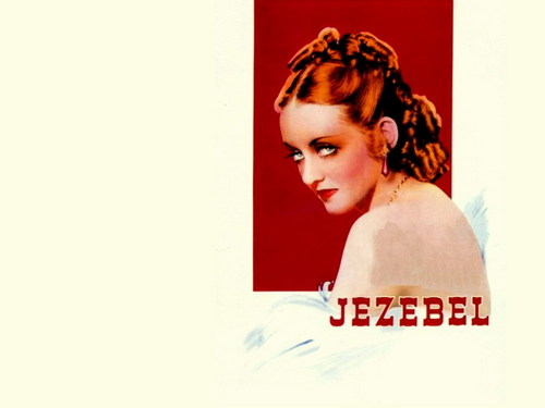 Classic Movies wallpaper containing a portrait called Jezebel