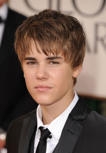 Justin in Golden Globe Awards