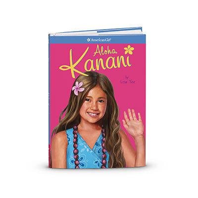 Kanani Doll & Paperback Book