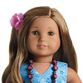 Kanani Doll & Paperback Book - american-girl-dolls photo