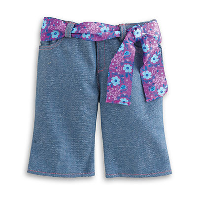 American Girl Dolls wallpaper probably containing bermuda shorts, a trouser, and long trousers called Kanani's Accessories