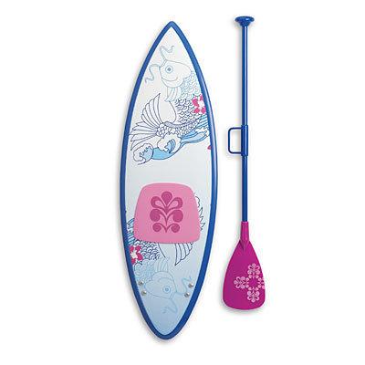 Kanani's пляж, пляжный Outfit, Paddleboard & печать Set
