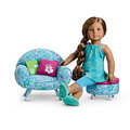 Kanani's Pajamas & Lounge Chair Set - american-girl-dolls photo
