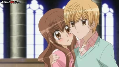 Kashino & Ichigo <3