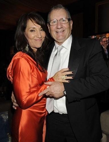 Katey Sagal & Ed O'Neill @ Golden Globes