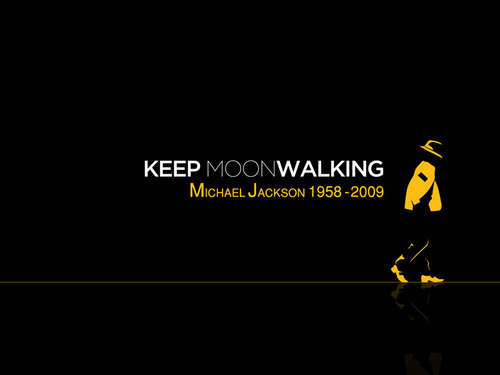 Keep Moonwalking