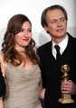 Kelly & Steve at Golden Globes - boardwalk-empire photo