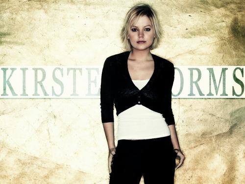 Kirsten Storms/ Belle Black