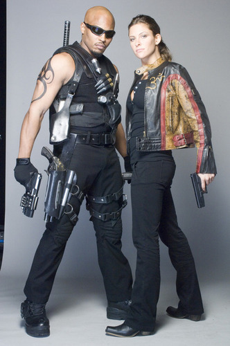 Krista and Blade
