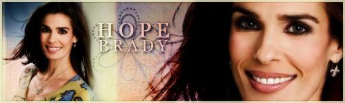Kristian Alfonso / Hope Williams Brady