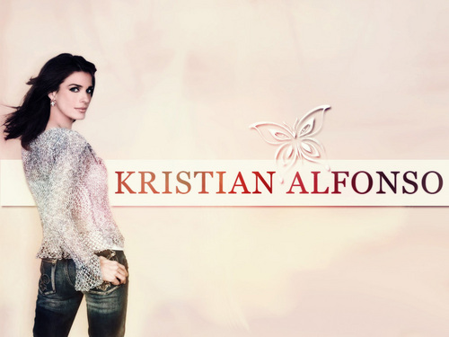 Kristian Alfonso / Hope Williams Brady