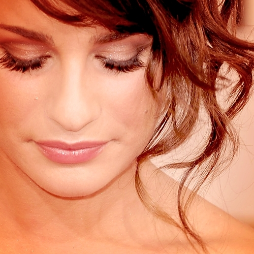Lea @ 2011 Golden Globes