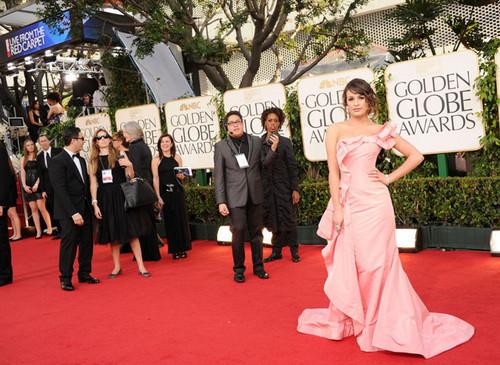 Lea @ 68th Annual Golden Globe Awards