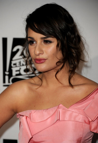 Lea @ 68th Annual Golden Globe Awards