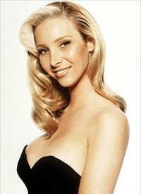 lisa kudrow was a virgin