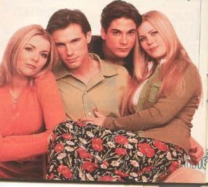 Austin, Carrie, Lucas & Sami
