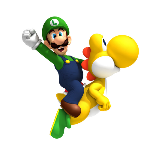 Luigi wallpaper entitled Luigi