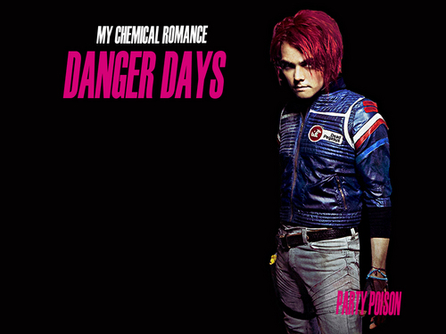 MCR-Danger Days-Party Poison