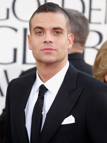 Mark @ Golden Globes - mark-salling Photo