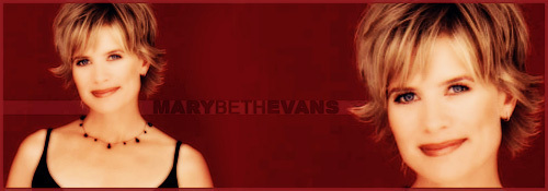 Mary Beth Evans / Kayla Brady Johnson