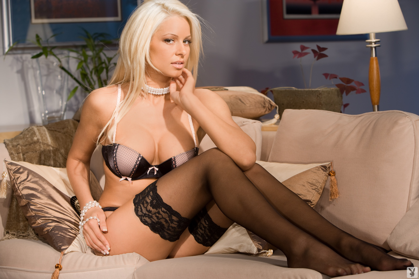 Maryse Ouellet Maryse Playboy Shoot