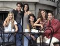 Matt LeBlanc, Courteney Cox, Lisa Kudrow, Matthew Perry, Jennifer Aniston, and David Schwimmer
