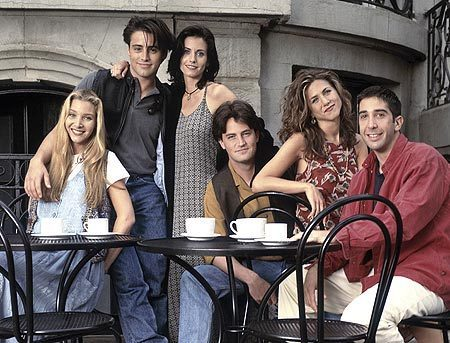 Matt LeBlanc, Courteney Cox, Lisa Kudrow, Matthew Perry, Jennifer Aniston, and David Schwimmer - matt-le-blanc Photo