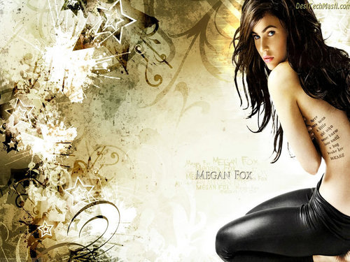 Megan Fox Wallpaper