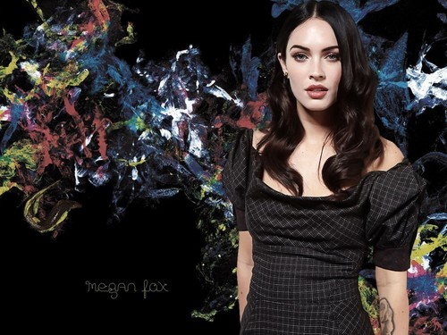 Megan Fox wallpaper titled Megan Fox Wallpaper