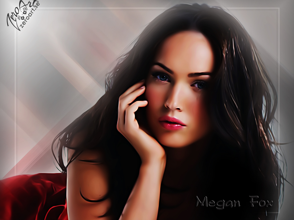 Online Wallpapers Shop Megan Fox Wallpapers: Wallpapers De Megan Fox !