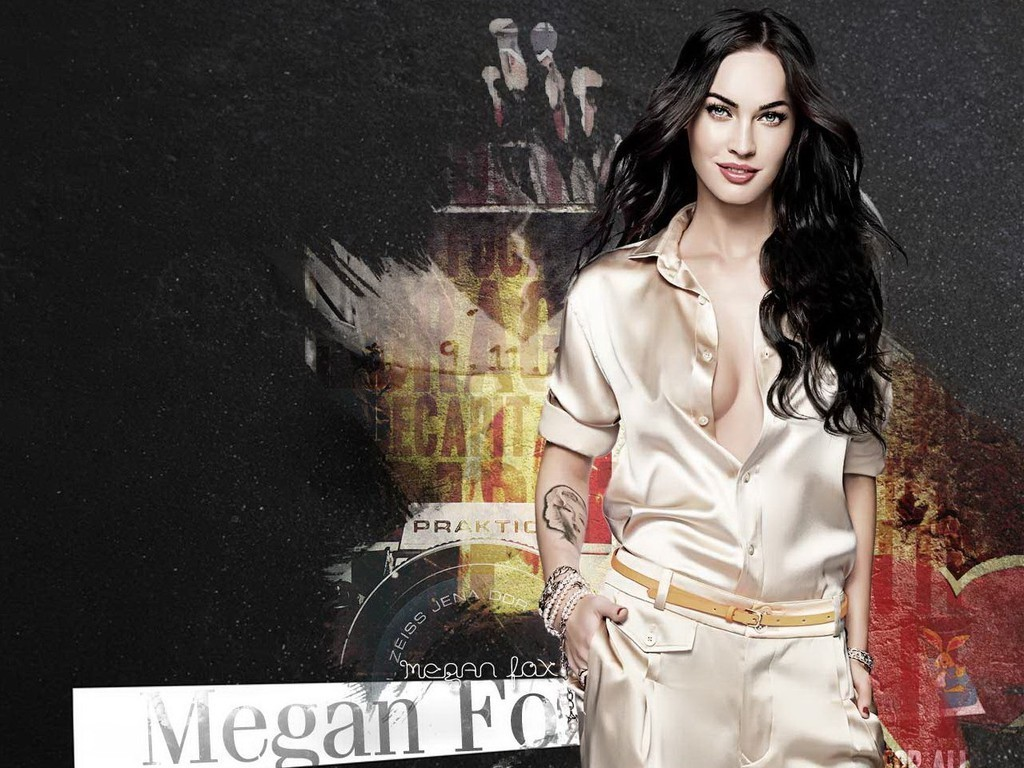 Megan volpe wallpaper