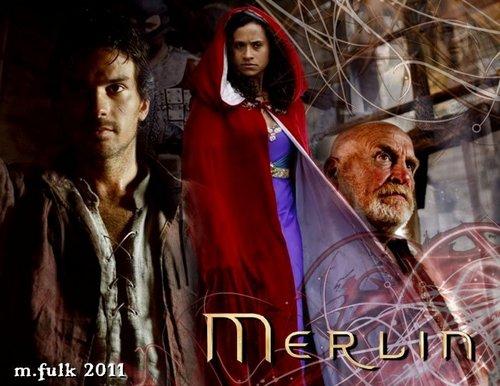Merlin.Season2.ep4. lancelot and guinevere