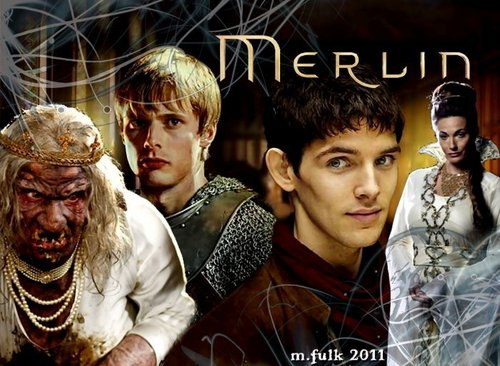 Merlin.Season2.ep5&6.beauty and the beast pt.1 & 2