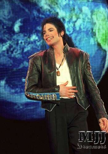 Michael and his fantastic smile