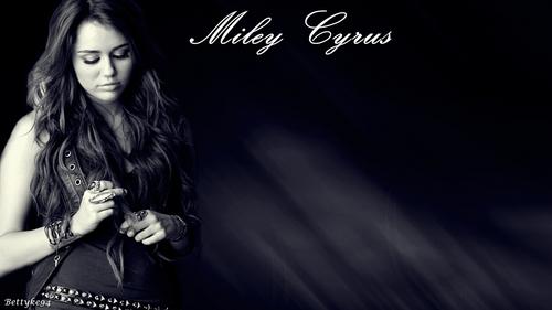 Miley Cyrus HD 壁纸 <3