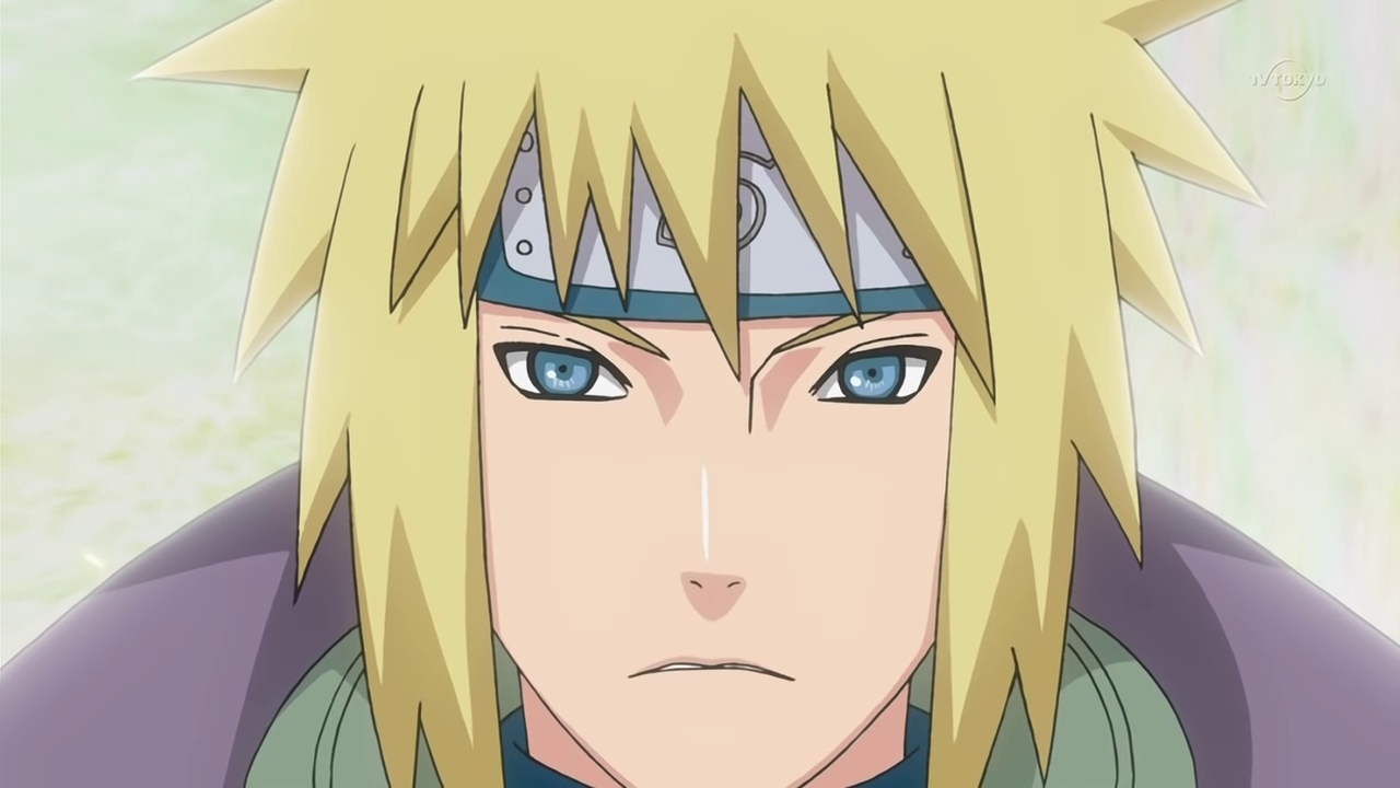 Naruto: Minato - Wallpaper Hot