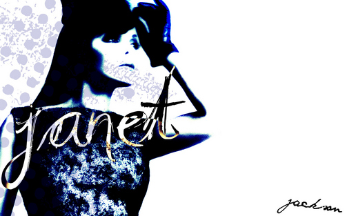 Miss Janet - janet-jackson Wallpaper