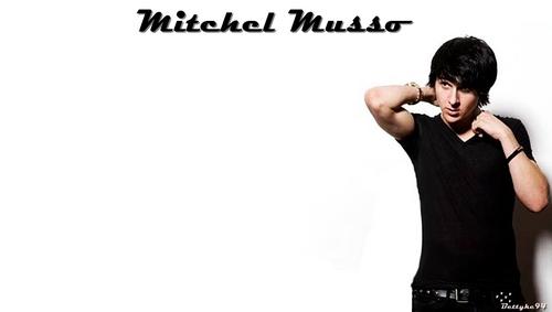 Mitchel Musso پیپر وال HD