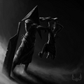 My Pyramid head - silent-hill photo