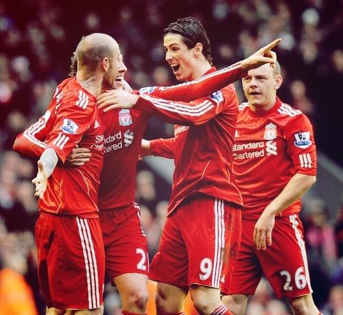 Nando - Liverpool(2) vs Everton(2)