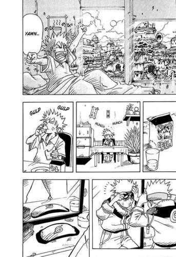 火影忍者 日本漫画 comics