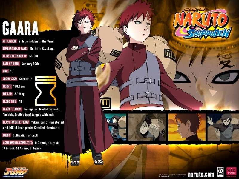 Gaara death fanfiction