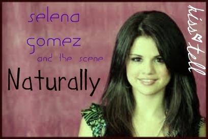 Selena Gomez Naturally Video on Selena Gomez Naturally