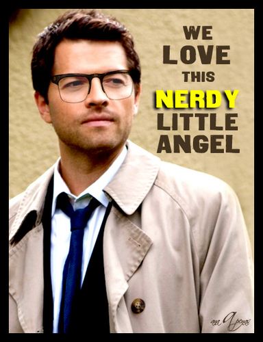Nerd Angel- Gotta প্রণয় Him