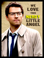 Nerd Angel- Gotta Amore Him