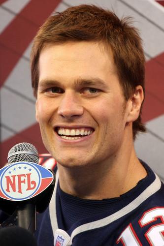 New England Patriots Media Day-January 29, 2008